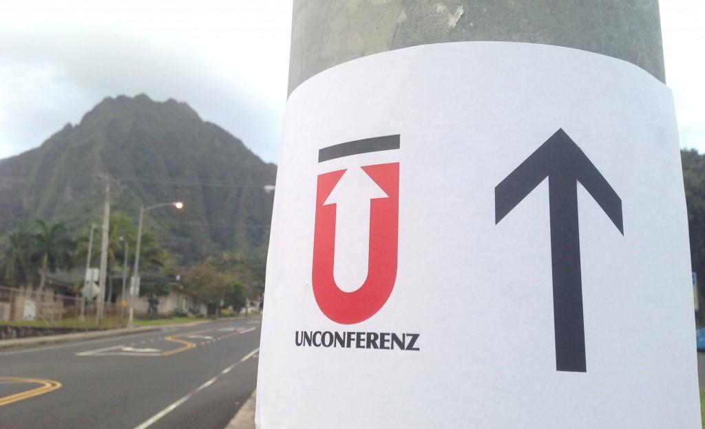 Unconferenz_sign